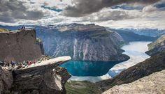 ❝ Trolltunga. Una caminata por un paisaje increíble [VÍDEO] ❞ ↪ Puedes verlo en: www.proZesa.com