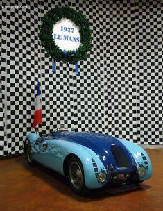 1936 Bugatti 57G  Roadster