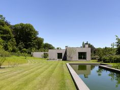 sir david chipperfield architects / private house, deurle sint-martens-latem