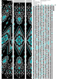 VK is the largest European social network with more than 100 million active users. Crochet Bracelet Pattern, Crochet Jewelry Patterns, Crochet Beaded Bracelets, Bead Crochet Rope, Seed Bead Patterns, Beading Patterns, Seed Bead Jewelry, Beaded Jewelry, Fabric Beads