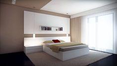 Design interior dormitor - Pitesti - Stephaneyck