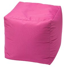 An inexpensive and versatile occasional seating solution or just a fun way to chill out in front of the TV. Childrens Bean Bags, Bean Bag Design, Sleepover, Decorative Accessories, Cube, Colours, Contemporary, Cool Stuff, Room
