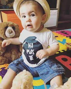 #NAMASTE friends! ::Use code MEMORIAL:: for 30% off your entire purchase and up to 60% off our SALE styles!! Visit our shop http://ift.tt/1nr0X4Q  Thank you @montse_lk for sharing this adorable shot!!! #ConsciousKids