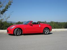 2009 Nissan 350Z Touring Roadster