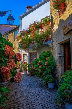 Rua da Alegria Trancoso, #Portugal