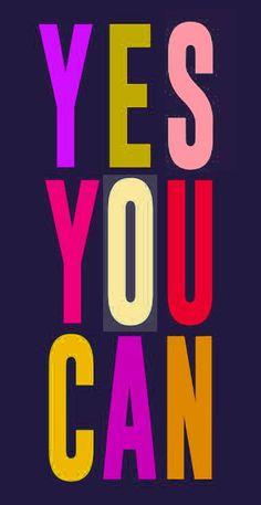 두려워 하지 마세요  당신은 해낼수 있으니깐요 !