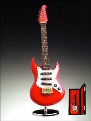"""7"""" Red Electric Guitar Music Box #hiddentreasuresdecorandmore"""
