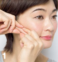 顔たるみ 耳下腺筋膜1