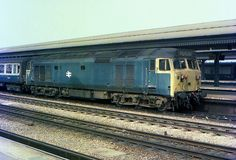 A 'Hoover' Sweeps Into Reading - 50 004