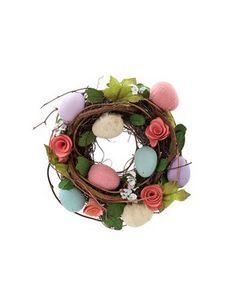 Kombinovaný věnec - Nákupy - ProŽeny.cz Grapevine Wreath, Grape Vines, Floral Wreath, Wreaths, Home Decor, Homemade Home Decor, Flower Crown, Vineyard Vines, Deco Mesh Wreaths