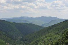 #Paysage Cévenol | Flickr: partage de photos! #montagnes #cévennes #panorama