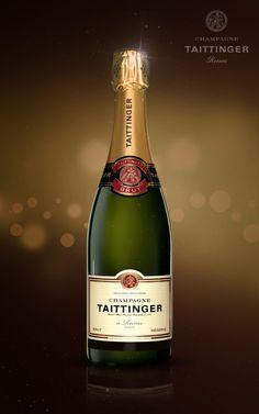 #Champagne Taittinger Brut Réserve #InstanteTaittinger