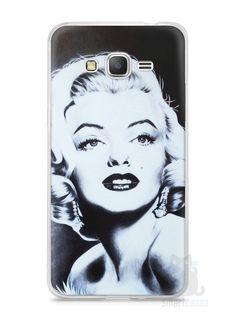 Capa Samsung Gran Prime Marilyn Monroe #4 - SmartCases - Acessórios para celulares e tablets :)