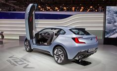 #Subaru Viziv Concept Photos and Info – News – Car and Driver