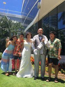 さとうあつこのハワイ不動産: お客様から届いた心温まるお写真