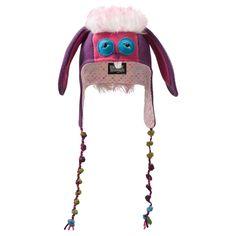 Beasty Buddies Fleece Monster Hat, Bianca Bunny