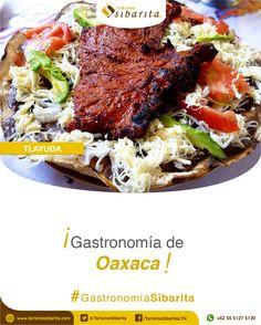 ¡Prueba la gastronomía de tu país! En Oaxaca encontrarás unas deliciosas tlayudas para ayudarte a continuar por tu camino, ¡Vive la Experiencia Sibarita!