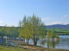 Disfruta del buen tiempo en el pantano de Alloz en Navarra