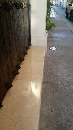 Entrada principal Hotel centro de Cartagena de Indias