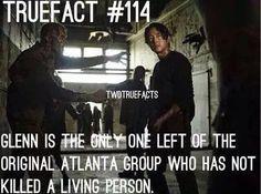 Glenn The Walking Dead Atlanta Group