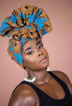 accessories/African head wrap/african head scarf/African clothing for women/african headband/turban headwrap/African clothing/African fabric - african Wraps scarf Wraps white girl Head Wraps African Head Scarf, African Head Wraps, African Print Fashion, African Fashion Dresses, African Hairstyles, Scarf Hairstyles, Bohemian Hairstyles, African Attire, African Dress