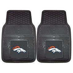 FANMATS NFL Denver Broncos Vinyl Heavy Duty Car Mat *** Check out the image by visiting the link.Note:It is affiliate link to Amazon.