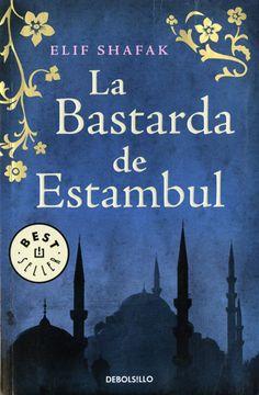 Baba ve Piç'in İspanya'da yayınlanan baskısının kapağı  The Spanish cover of Bastard of Istanbul