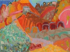 Painted Desert by Sally Stokes
