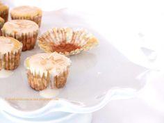 Arabafelice in cucina!: Cupcakes all'arancia...bollita! ( senza farina )