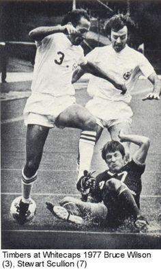 NASL Soccer Vancouver Whitecaps 77 Home Bruce Wilson