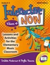 Interactive Now Vol 4 (Smartboard)