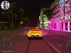 Grand Theft Auto: Vice City on the App Store