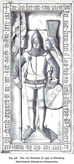 Otto von Pienzenau (1371)