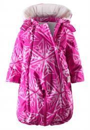 Detský zimný overal/spací vak REIMA veľ. 62/68 - pink