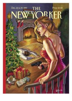 The New Yorker Cover - December 22, 1997 Autre