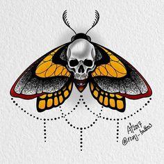 I always love tattooing moths . This one is up for grabs if anyone is interested . #newbrunswicktattoo #moderntimestattoo #spotswoodnj #njtattoo #newjerseytattoo #mothtattoo #mothtattoodesign #skulltattoo #skulltattoodesign #ipadproart #procreateart #neotraditionaltattoo #neotraditionaldesign #tattooflash #tattoodesign #tattooart #tattoo_art #tattoolove #tattoolife #tattoolover #tattooartist #tattooaddict
