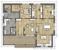 Bungalow, Floor Plans, Layout, Construction, Exterior, Colours, Flooring, How To Plan, Home Decor