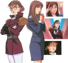 Gundam Wing ~~ Lady Anne / Une
