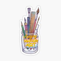 Hobbies stickers featuring millions of original designs created by independent artists. Decorate your laptops, water bottles, notebooks and windows. White or transparent. 4 sizes available. Preppy Stickers, Cute Laptop Stickers, Bubble Stickers, Kawaii Stickers, Cool Stickers, Printable Stickers, Journal Stickers, Scrapbook Stickers, Planner Stickers