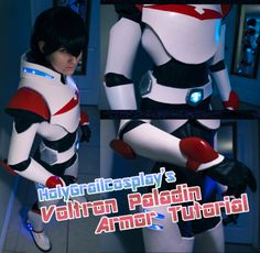 I've gotten a lot of questions about how i did my Voltron paladin armor, so I decided to just make one big walkthrough of my process for anyone that might want to see it, complete with links to all the online resources I used as reference. So let's...