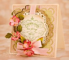 Becca Feeken Filigree Corner Dies & Looking for a Sign - JustRite Inspiration
