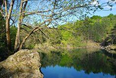 Lago delle Lame, Rezzoaglio (ph. Voglino)