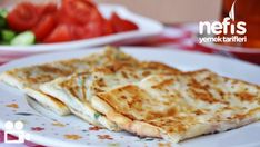 Karışık Pratik Gözleme Turkish Recipes, Ethnic Recipes, Iftar, Homemade Beauty Products, Crepes, Brunch, Health Fitness, Pizza, Cooking Recipes