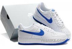 Air Force 1, Nike Air Force, Jordan Shoes, Air Jordan, Royal Blue Sneakers, White Sneakers, Sneakers Nike, Nike Free Run 3, Nike Af1