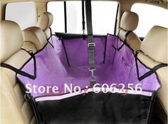 pet supplies luxury 3D design Waterproof Hammock Pet Dog Car Seat Cover ,yellow/gray/purple on AliExpress.com. $39.89