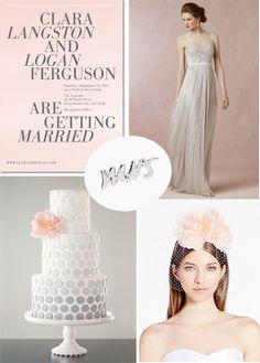 BHLDN Wedding Invitation Collection at Wedding Paper Divas - Love Toast