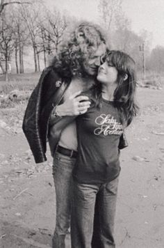 Robert Plant and Audrey Hamilton, Led Zeppelin groupie. Robert Plant Led Zeppelin, Audrey Hamilton, Hard Rock, Famous Groupies, Rock And Roll, John Bonham, Greatest Rock Bands, Jimmy Page, Blues