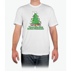 The Nap Before Christmas Snoopy - Men T-Shirt