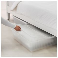 Walmart Under Bed Storage Beauteous Rubbermaid Wheeled Underbed Box  Walmart Reclaims Storage Space