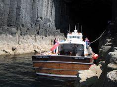 Iolaire Staffa Boat Trips (Das Geheimnis der schottischen Insel)